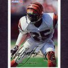 1994 Fleer Football #078 Rod Jones - Cincinnati Bengals