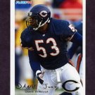 1994 Fleer Football #063 Dante Jones - Chicago Bears