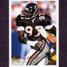 1994 Fleer Football #020 Jumpy Geathers - Atlanta Falcons