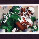 1994 Fleer Football #013 Luis Sharpe - Arizona Cardinals