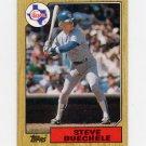 1987 Topps Baseball #176 Steve Buechele - Texas Rangers Ex