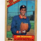 1987 Topps Baseball #002 Jim Deshaies RB - Houston Astros