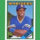 1988 Topps Baseball #785 Alvin Davis - Seattle Mariners