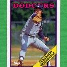 1988 Topps Baseball #780 Fernando Valenzuela - Los Angeles Dodgers NM-M