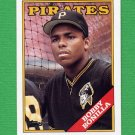 1988 Topps Baseball #681 Bobby Bonilla - Pittsburgh Pirates