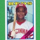 1988 Topps Baseball #644 Terry McGriff - Cincinnati Reds