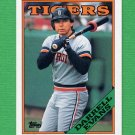 1988 Topps Baseball #630 Darrell Evans - Detroit Tigers