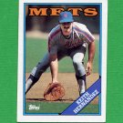 1988 Topps Baseball #610 Keith Hernandez - New York Mets Ex
