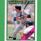 1988 Topps Baseball #585 Ozzie Guillen - Chicago White Sox NM-M
