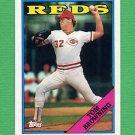 1988 Topps Baseball #577 Tom Browning - Cincinnati Reds