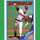 1988 Topps Baseball #575 Don Sutton - California Angels