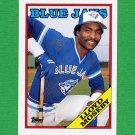 1988 Topps Baseball #565 Lloyd Moseby - Toronto Blue Jays NM-M