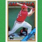 1988 Topps Baseball #562 Jim Lindeman - St. Louis Cardinals