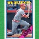 1988 Topps Baseball #553 Tracy Jones - Cincinnati Reds