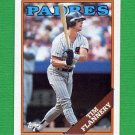 1988 Topps Baseball #513 Tim Flannery - San Diego Padres