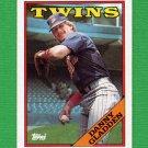 1988 Topps Baseball #502 Dan Gladden - Minnesota Twins