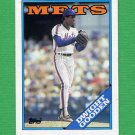 1988 Topps Baseball #480 Dwight Gooden - New York Mets