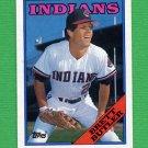 1988 Topps Baseball #479 Brett Butler - Cleveland Indians