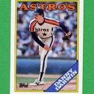 1988 Topps Baseball #461 Danny Darwin - Houston Astros