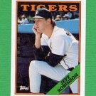 1988 Topps Baseball #449 Jeff M. Robinson - Detroit Tigers