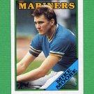 1988 Topps Baseball #432 Mike Moore - Seattle Mariners