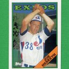 1988 Topps Baseball #371 Joe Hesketh - Montreal Expos