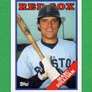 1988 Topps Baseball #354 Marc Sullivan - Boston Red Sox