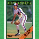 1988 Topps Baseball #346 Vance Law - Montreal Expos