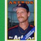 1988 Topps Baseball #342 Larry Andersen - Houston Astros