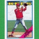1988 Topps Baseball #339 Kurt Stillwell - Cincinnati Reds