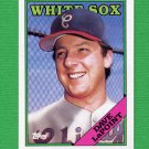 1988 Topps Baseball #334 Dave LaPoint - Chicago White Sox