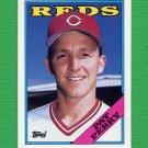 1988 Topps Baseball #282 Pat Perry - Cincinnati Reds