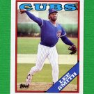 1988 Topps Baseball #240 Lee Smith - Chicago Cubs