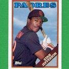 1988 Topps Baseball #223 Stan Jefferson - San Diego Padres