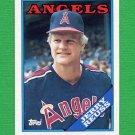 1988 Topps Baseball #216 Jerry Reuss - California Angels