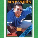 1988 Topps Baseball #206 Domingo Ramos - Seattle Mariners
