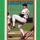 1988 Topps Baseball #197 Lance McCullers - San Diego Padres