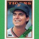 1988 Topps Baseball #177 Frank Tanana - Detroit Tigers