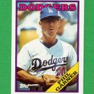 1988 Topps Baseball #174 Phil Garner - Los Angeles Dodgers