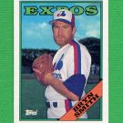 1988 Topps Baseball #161 Bryn Smith - Montreal Expos