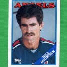 1988 Topps Baseball #147 Bill Buckner - California Angels