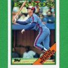 1988 Topps Baseball #138 Mitch Webster - Montreal Expos