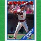 1988 Topps Baseball #115 Johnny Ray - California Angels