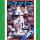 1988 Topps Baseball #036 Jamie Moyer - Chicago Cubs