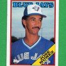1988 Topps Baseball #028 Jose Nunez - Toronto Blue Jays