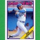 1988 Topps Baseball #023 Ken Landreaux - Los Angeles Dodgers