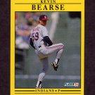 1991 Fleer Baseball #361 Kevin Bearse - Cleveland Indians