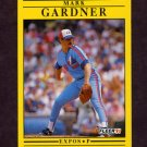 1991 Fleer Baseball #233 Mark Gardner - Montreal Expos