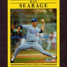 1991 Fleer Baseball #220 Ray Searage - Los Angeles Dodgers