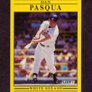 1991 Fleer Baseball #131 Dan Pasqua - Chicago White Sox
